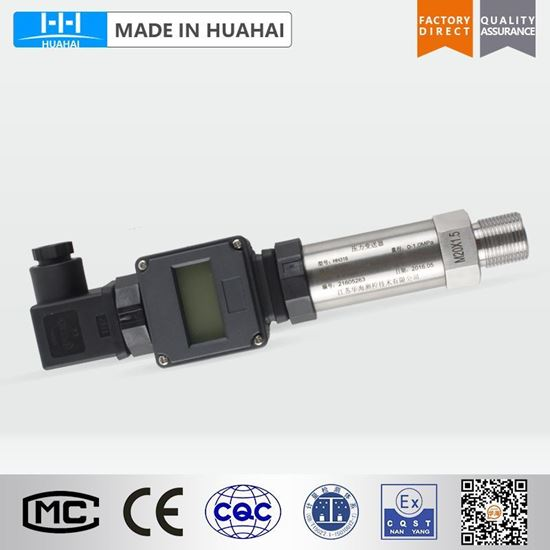 Picture of HH316 pressure transmitter with display