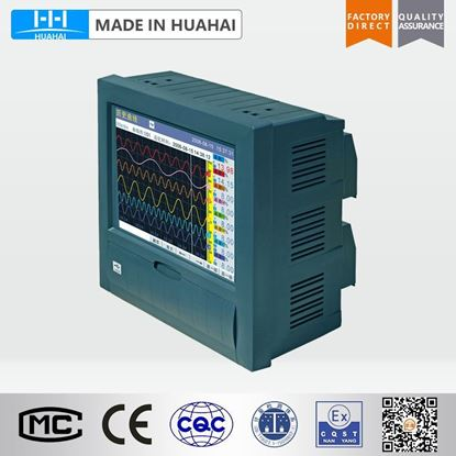 Picture of Color paperless recorder (HHVX8100)