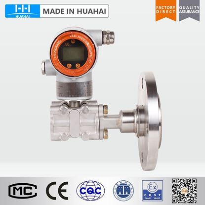Picture of Focp smart monocrystalline silicon single flange level transmitter