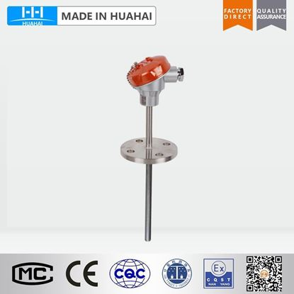 Picture of WRNM-431 Fixed flange carbon thermocouple