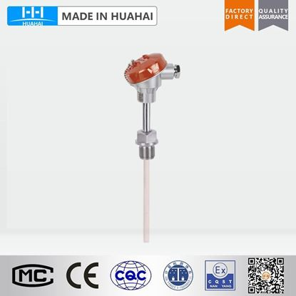 Picture of WRP-230 Fixed Platinum/Rhodium carbon thermocouple